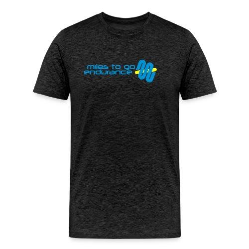 """Women's MTGE """"Where We Run"""" Hoodie - Men's Premium T-Shirt"""