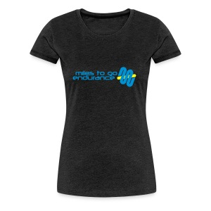 """Women's MTGE """"Where We Run"""" Hoodie - Women's Premium T-Shirt"""