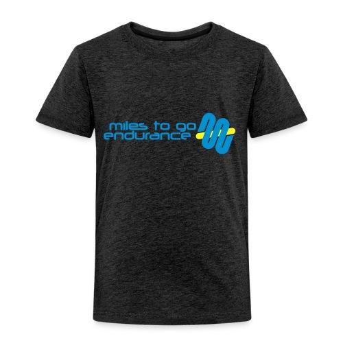 """Women's MTGE """"Where We Run"""" Hoodie - Toddler Premium T-Shirt"""