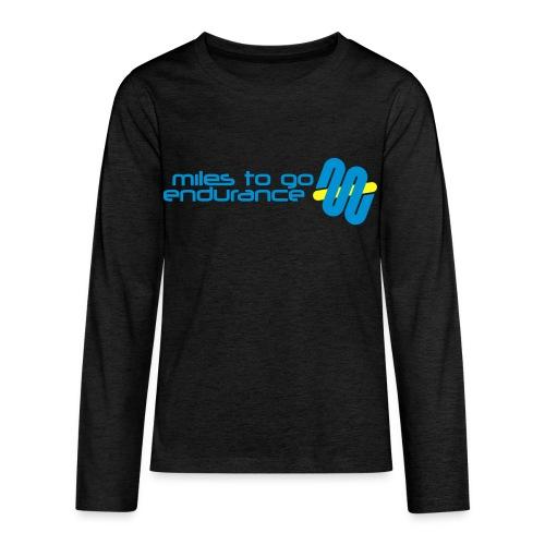 """Women's MTGE """"Where We Run"""" Hoodie - Kids' Premium Long Sleeve T-Shirt"""