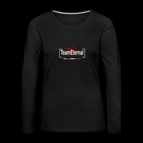 Eternal Sniping With Style Women's Hoodie - Women's Premium Long Sleeve T-Shirt
