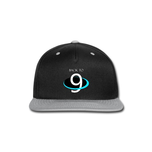 BACK TO 9 PLANETS - Womens hoodie - Snap-back Baseball Cap