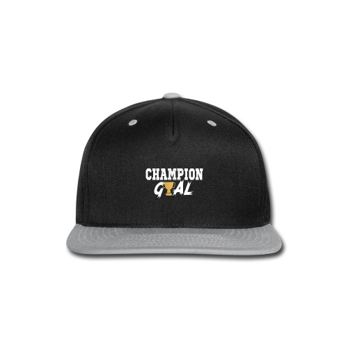 Champion Gyal Hoodie - Snap-back Baseball Cap