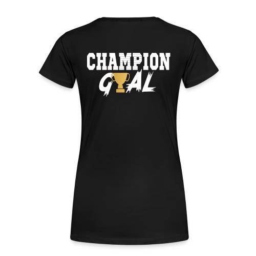 Champion Gyal Hoodie - Women's Premium T-Shirt