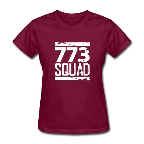 773 Squad Women's Premium Hoodie (Purple) - Women's T-Shirt