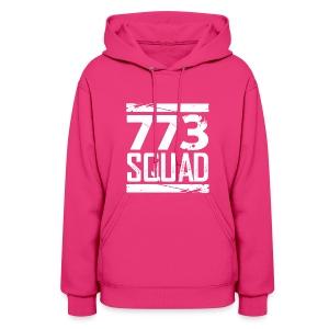 773 Squad Women's Premium Hoodie (Purple) - Women's Hoodie