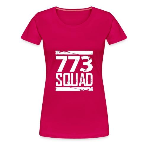 773 Squad Women's Premium Hoodie (Purple) - Women's Premium T-Shirt