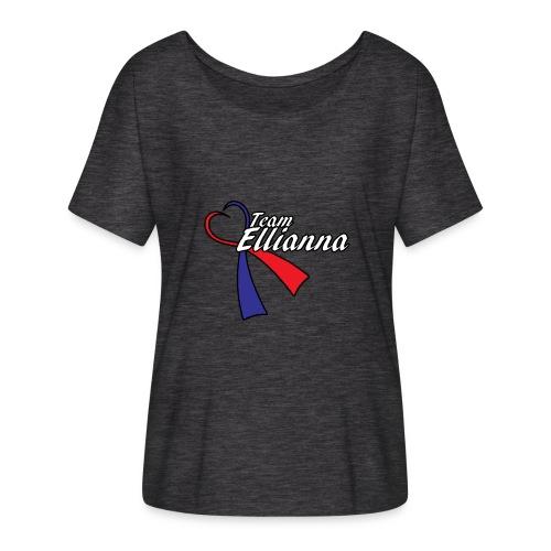 Team Ellie Women's Premium Hoodie - Women's Flowy T-Shirt