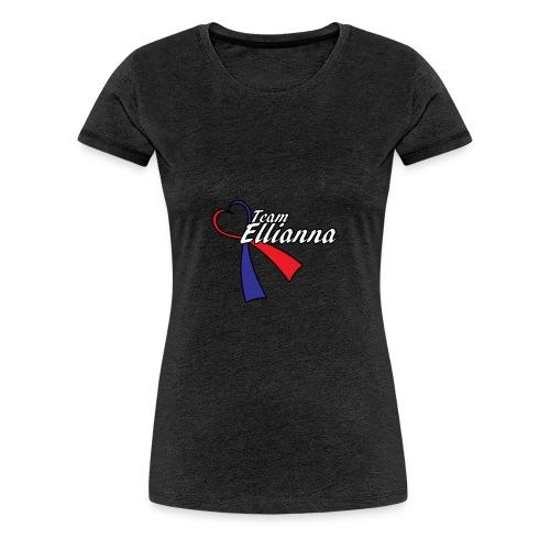 Team Ellie Women's Premium Hoodie - Women's Premium T-Shirt