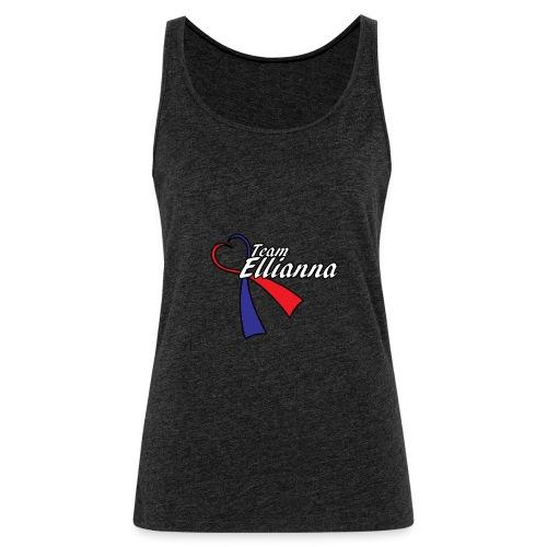 Team Ellie Women's Premium Hoodie - Women's Premium Tank Top