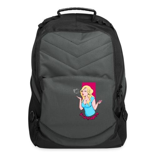 Men's Hoodie - Computer Backpack