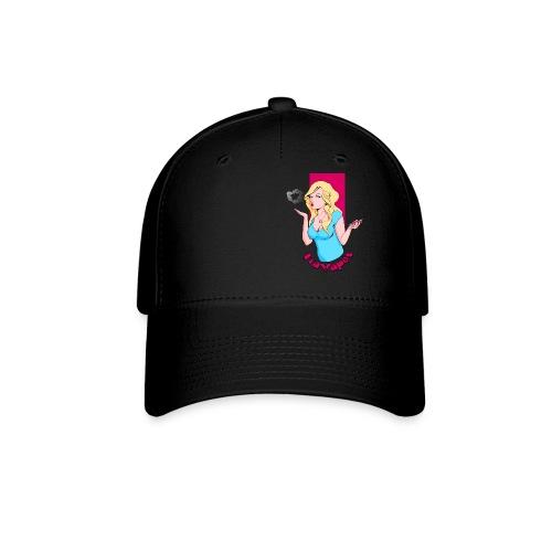 Men's Hoodie - Baseball Cap