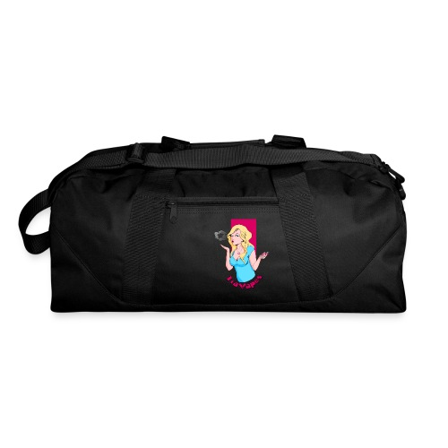 Men's Hoodie - Duffel Bag