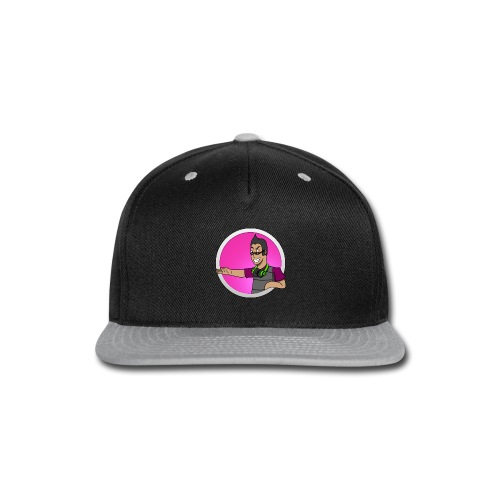 Hoodie - Snap-back Baseball Cap