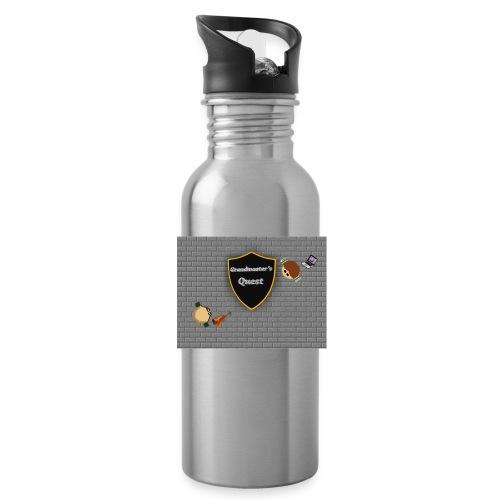 Grandmaster Hoodie - Water Bottle
