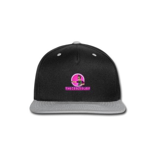 Hoodie #2 - Snap-back Baseball Cap