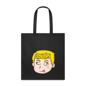 Game Over Face Hoodie - Tote Bag