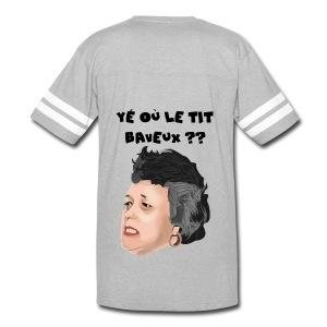 T-shirt rétro pour hommes