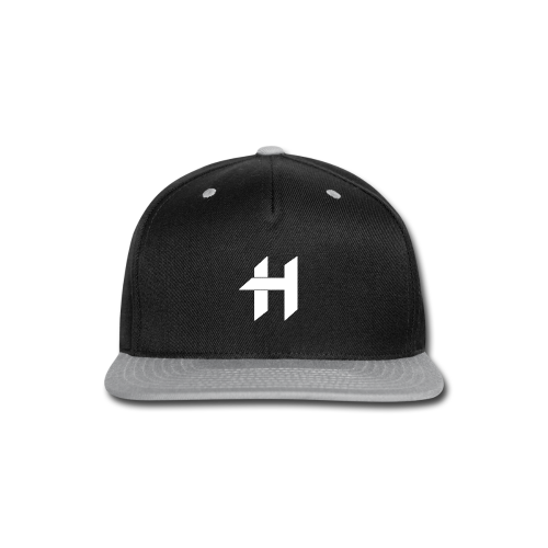 Mens {Hue Hoodie} - Snap-back Baseball Cap
