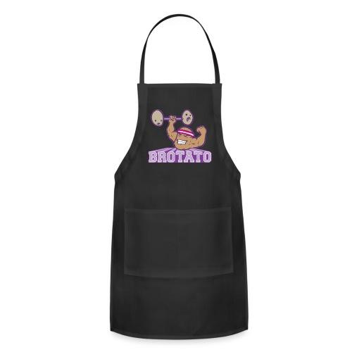 Brotato Hoodie (Premium) - Adjustable Apron