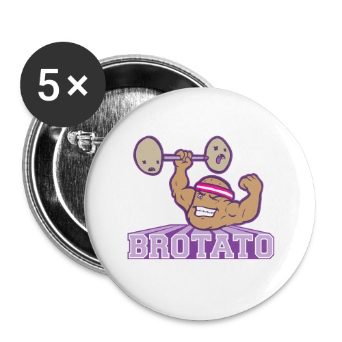 Brotato Hoodie (Premium) - Large Buttons
