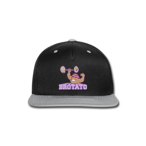 Brotato Hoodie (Premium) - Snap-back Baseball Cap
