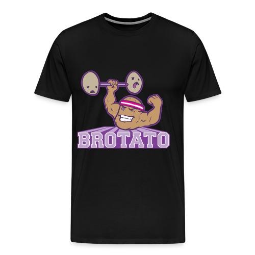 Brotato Hoodie (Premium) - Men's Premium T-Shirt