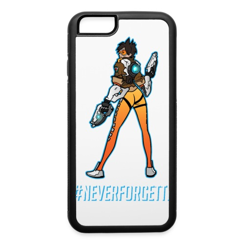 Tracer Hoodie - Male (Premium) - iPhone 6/6s Rubber Case