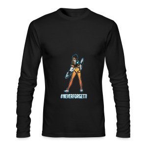 Tracer Hoodie - Male (Premium) - Men's Long Sleeve T-Shirt by Next Level