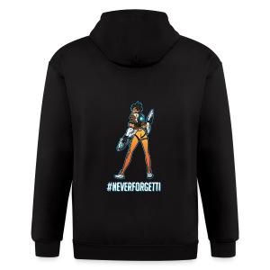 Tracer Hoodie - Male (Premium) - Men's Zip Hoodie
