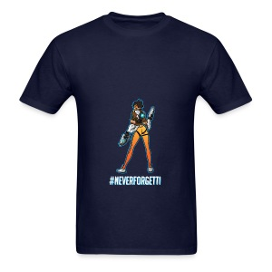 Tracer Hoodie - Male (Premium) - Men's T-Shirt