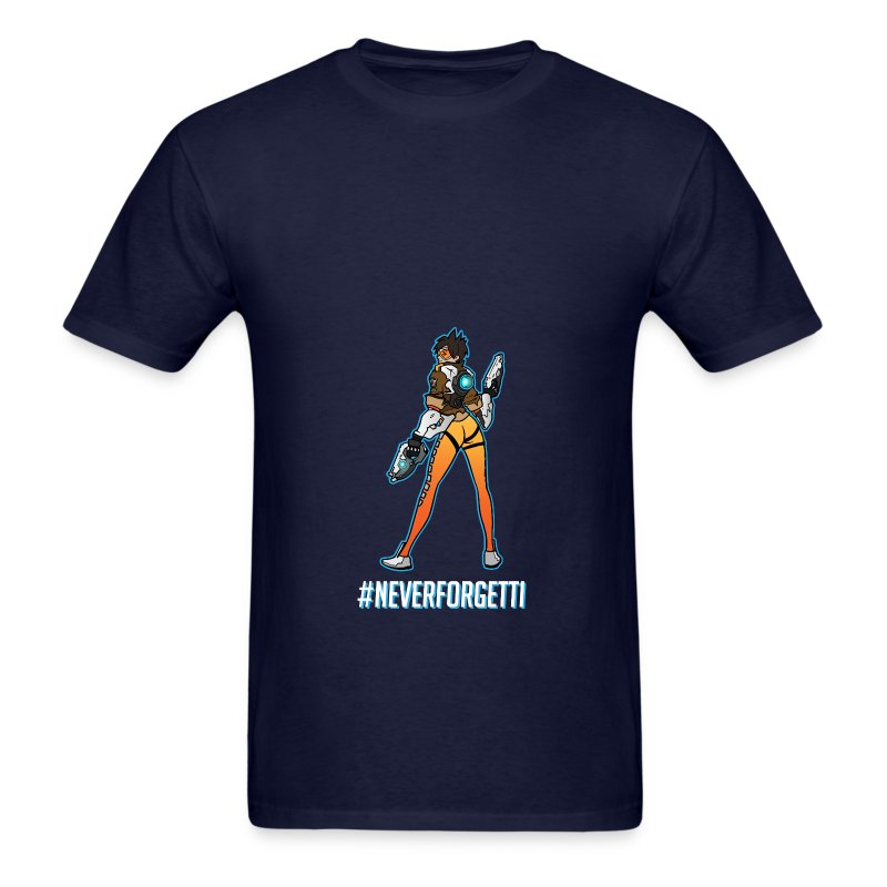 Tracer Hoodie - Male (Premium) - Men's T-Shirt
