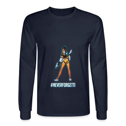 Tracer Hoodie - Male (Premium) - Men's Long Sleeve T-Shirt