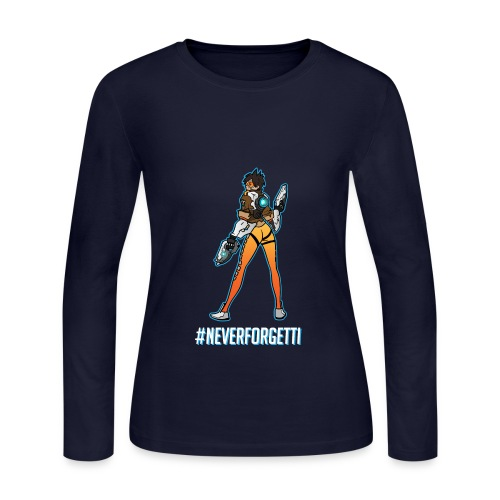Tracer Hoodie - Male (Premium) - Women's Long Sleeve Jersey T-Shirt