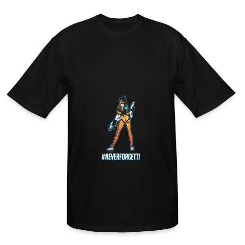 Tracer Hoodie - Male (Premium) - Men's Tall T-Shirt