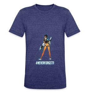Tracer Hoodie - Male (Premium) - Unisex Tri-Blend T-Shirt