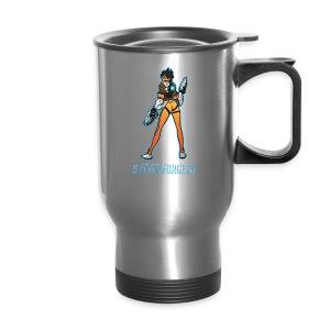 Tracer Hoodie - Male (Premium) - Travel Mug