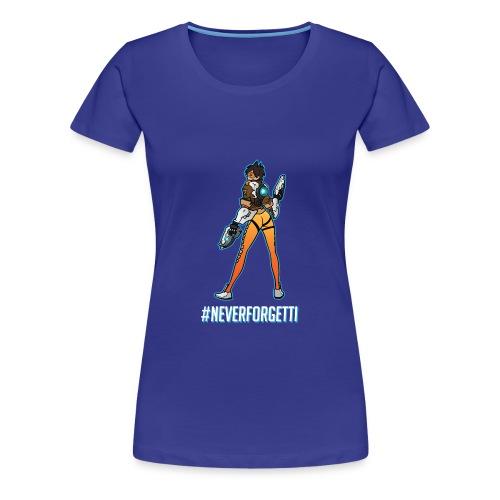 Tracer Hoodie - Male (Premium) - Women's Premium T-Shirt