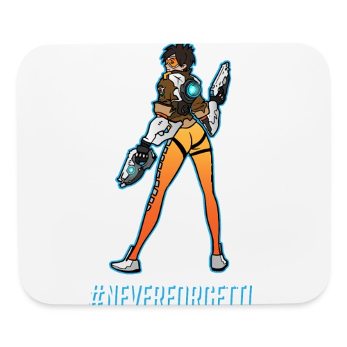 Tracer Hoodie - Male (Premium) - Mouse pad Horizontal