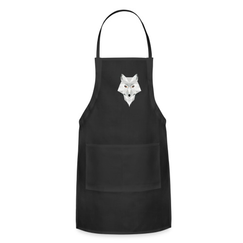 Beast logo black hoodie - Adjustable Apron