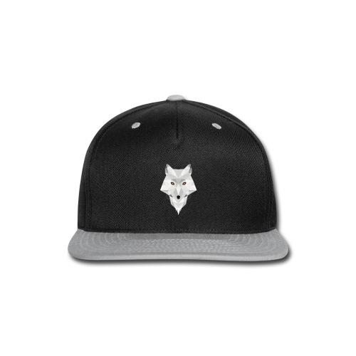 Beast logo black hoodie - Snap-back Baseball Cap