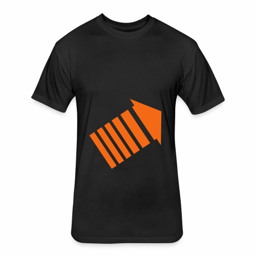 LEGION ARROW - Fitted Cotton/Poly T-Shirt by Next Level