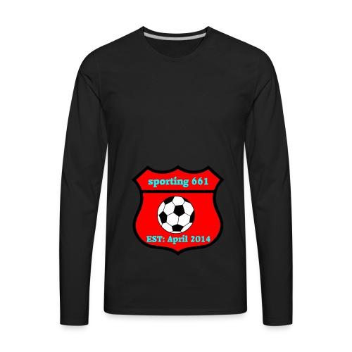 Sporting 661 - Men's Premium Long Sleeve T-Shirt