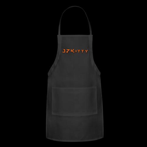 JZKittys Logo Men's Premium Hoodie - Adjustable Apron