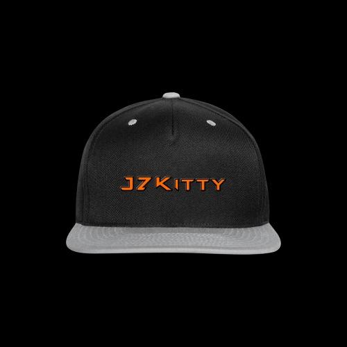 JZKittys Logo Men's Premium Hoodie - Snap-back Baseball Cap