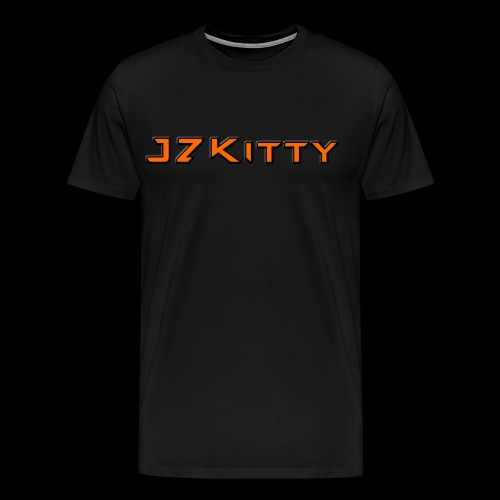 JZKittys Logo Men's Premium Hoodie - Men's Premium T-Shirt