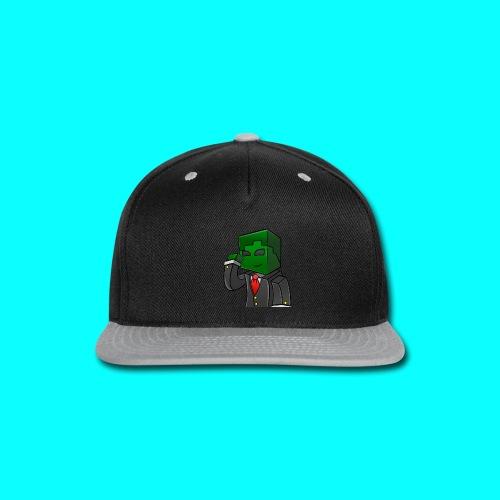 RuthlessGam3r Zombie Hoodie - Snap-back Baseball Cap