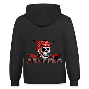 Premium Quality 80% cotton 20% polyester - Contrast Hoodie