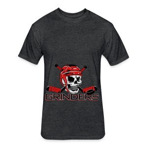 Premium Quality 80% cotton 20% polyester - Fitted Cotton/Poly T-Shirt by Next Level