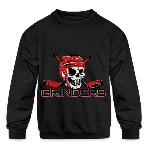 Premium Quality 80% cotton 20% polyester - Kids' Crewneck Sweatshirt